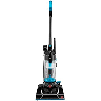 BISSELL PowerForce Compact Bagless Vacuum | High-Reach Extension Wand, 1520 (Blue)