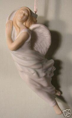 ANGEL OF HOPE 1999 BREAST CANCER Hallmark Keepsake Ornament