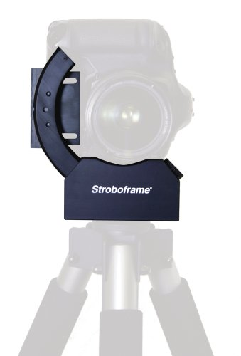 Stroboframe 310-755 Pro-DCRS Digital Camera Rotating System (Black) by Stroboframe