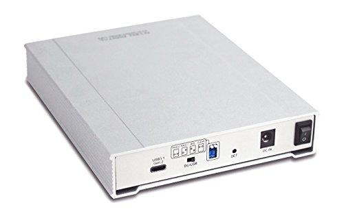 4TB SSD MiniPro RAID V3 USB 3.1 Type-C (USB-C) Solid State Dual Drive by Oyen Digital (Image #3)