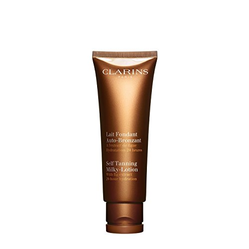 (Clarins Self-Tanning Milky Lotion - 4.2 Ounces)