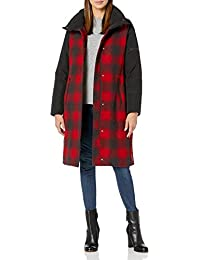 womens Quebec Cascade Waterproof Breathable Wool Walking Coat