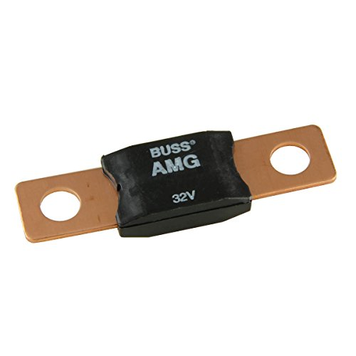 500 Amp Bussmann Stud Style AMG Fuses (AMG-500) 1 per pack by Crimp Supply