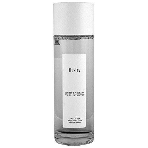 Huxley Huxley secret of sahara toner – extract it, 120 ml 4.06 fl oz, 4.06 Fluid Ounce