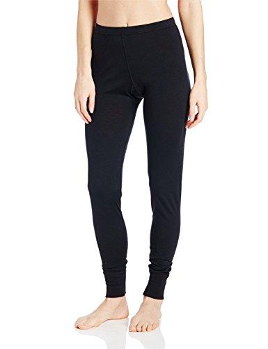 Minus33 Merino Wool 801 Magalloway Women's Lightweight Bottom Black Medium