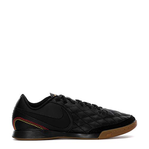 - Nike Men's Tiempo Ligera IV 10R IC Indoor Soccer Shoes, 7 M US (Mens)/ 8.5 M US (Womens) Black