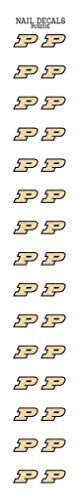 Purdue University Seal - Purdue University Nail Sticker Decals