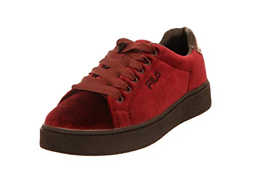 Bordeaux Fila Sneakers Mode UPSTAGE Low Femme Chaussures V 7BxaRq07