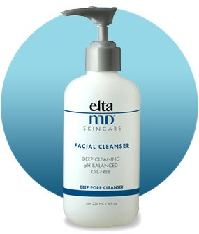EltaMD Facial Cleanser, 8 Fluid Ounce
