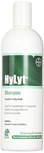 Dvm Pharmaceuticals Hylyt Shampoo For Pets  16 Ounce