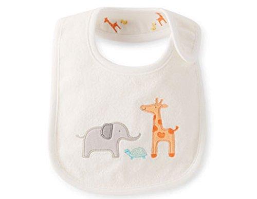 Carters Reversible Elephant Giraffe Teething