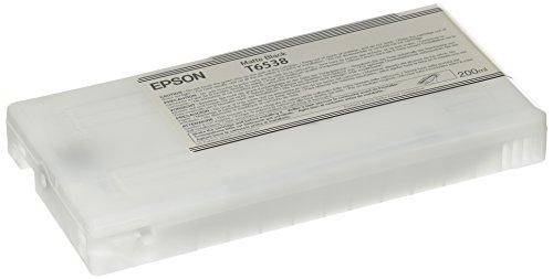 Epson UltraChrome HDR Ink Cartridge - 200ml Matte Black (T653800)