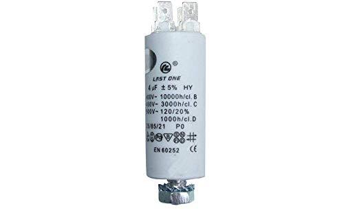Divers Marques - Condensador Permanent 4µF 450 V - 9010424: Amazon ...