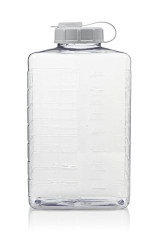 Arrow Home Products 15701 2 Quart Clear View Refrigerator Bottle,