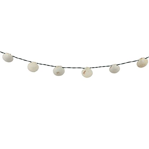 Outdoor Seashell Lights in US - 8