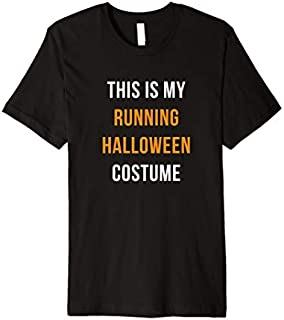 [Featured] This Is My Running Halloween Costume - Halloween Running Premium in ALL styles | Size S - 5XL