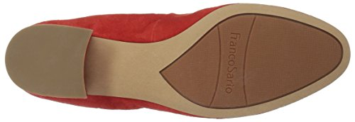 Franco Women's Sarto Bright Fausta Red Pump 6Rz6Tqxp