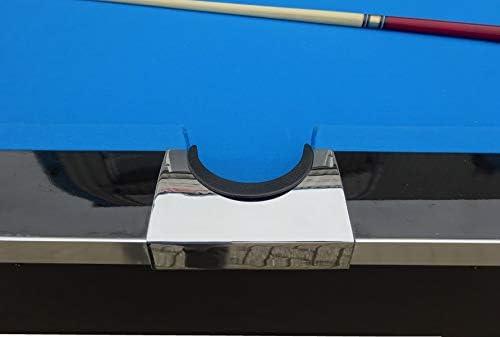BuckShot Mesa de Billar Lemans 7ft 2 Leg - 213x121 cm - 320kg - Mesa Billar Americano 7 pies - Pizarra - Incluyendo Accesorios: Amazon.es: Deportes y aire libre