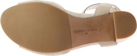 Kenneth Cole New York Kvinna Toren Taupe Mocka