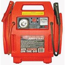 Jump Start 12V 22Amp W/ Compressor-2pack