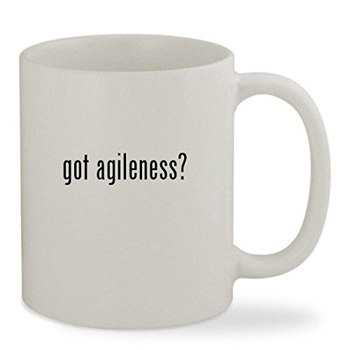 Price comparison product image got agileness - 11oz White Sturdy Ceramic Coffee Cup Mug