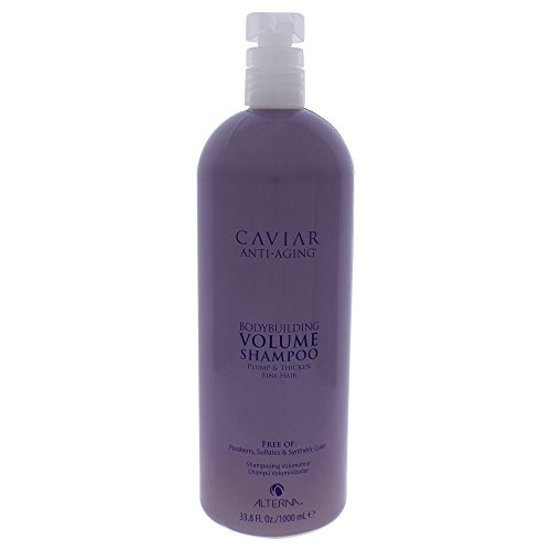 Alterna Caviar Anti Aging Bodybuilding Volume Shampoo, 33.8 Ounce