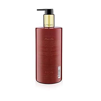 Body Wash, Moisturizing Rose Body Wash for Women, Luxury Flower Shower Gel for Dry Skin, Mor Shower Gel Rose Noir Aroma 500mL 16.9 fl. Oz