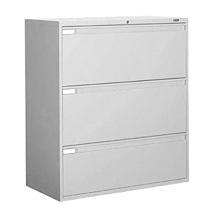 Charmant Global Office Fixed Drawer Lateral File Cabinet