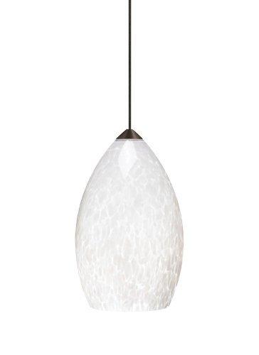 FJ-Firefrit Pend white, ch by Tech Lighting