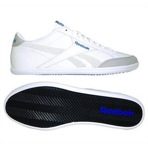 Reebok Transport, Zapatillas para Hombre, Blanco/Gris/Azul/Royal, 43 EU: Amazon.es: Zapatos y complementos