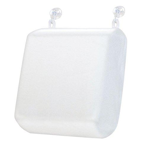 (Ginsey Suction Memory Foam Bath Pillow)