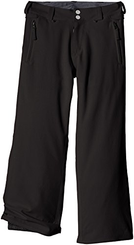 Volcom Big Boys' Grimshaw Insulated Pant, Black, Small by Volcom
