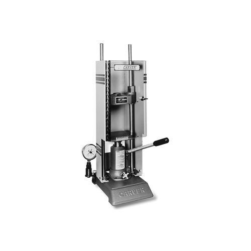 SPEX 3622 Carver Model M Hydraulic Laboratory Pellet Pres...