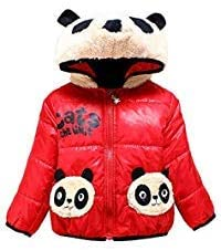 Baby Girl Boy Winter Outerwear Kids Jacket Coat Snowsuit Pollyhb Baby Warm Outerwear