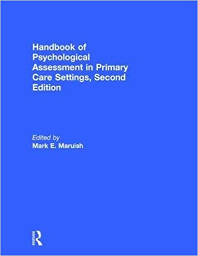 Amazon handbook of psychological assessment in primary care handbook of psychological assessment in primary care settings second edition 2nd edition fandeluxe Image collections