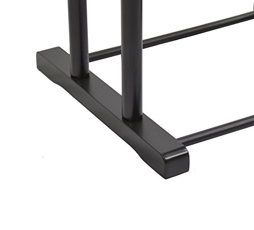 Proman Products VL17025 Twin Valet, 42.5'' Height, Black by Proman Products (Image #3)