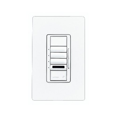 Lutron SPS-5WC Spacer System Master Control, 5-Scene Wall-Mounted with IR Receiver