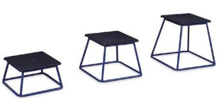 Trigon Sports Plyometric Box, 18'