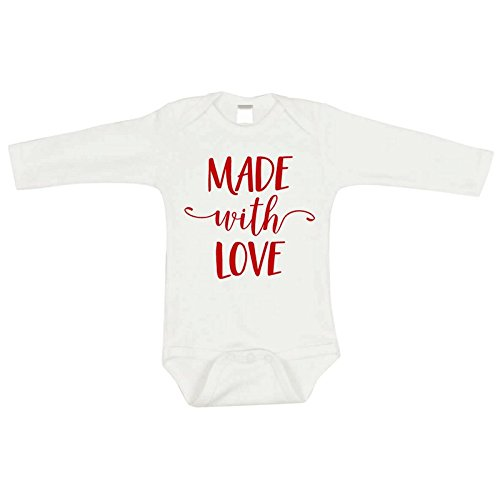 made with love newborn outfit - 4