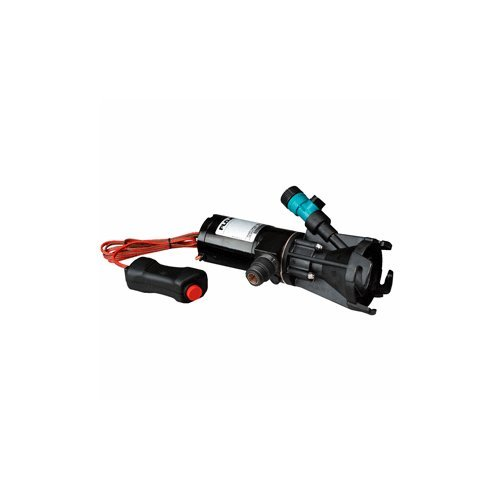 Flojet Portable Self-Priming Rv Macerator Waste Pump Kit -  18555000A
