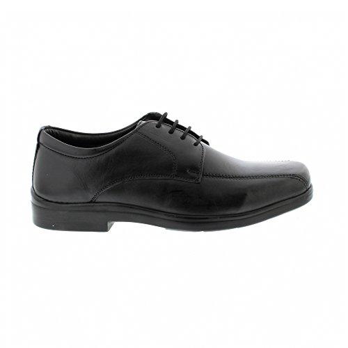 Heavenly Feet Bentley - Black Leather