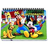 Autograph Mickey (Disney Mickey and the Gang Autograph Book)