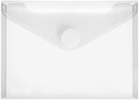 PP-Umschlag A6quer, trans klar, 10 Stück Stück