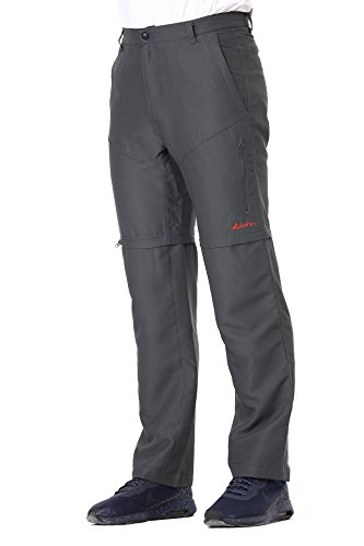 Zip Off Leg Pants - 6