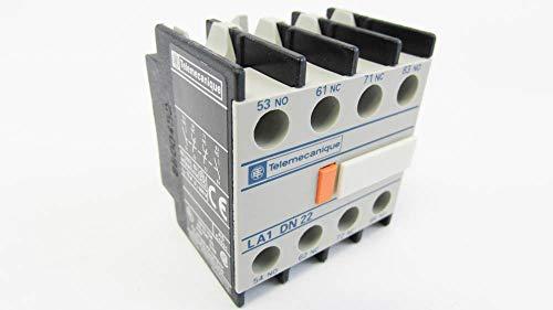 LA1 DN20 Telemecanique Bloque de contacto Aux