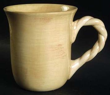 Amazon.com   Artimino Tuscan Countryside-Cream Mug, Fine China ...