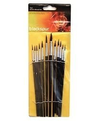 Pearl PPB01 1//2-inch Paint Brush 12 Pieces