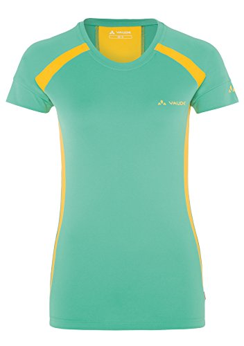 Vaude - Camisa / Camiseta para mujer Turquesa (Lotus Green)