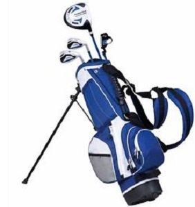 Powerbilt-Golf-Junior-Boys-6-Piece-Set-With-Bag-Ages-5-8
