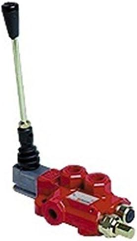 DE BOBINE MONOBLOCK HYDRAULIQUE 3 BANQUES Distributeur hydraulique 40 L 3 levier